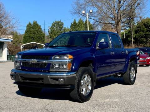 2012 Chevrolet Colorado for sale at GR Motor Company in Garner NC