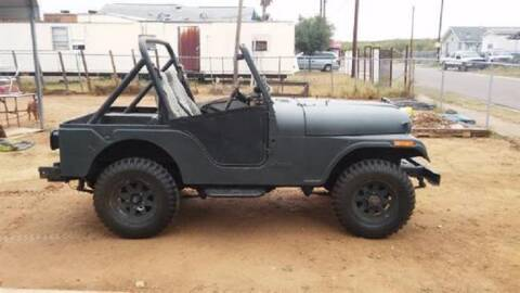 1977 Jeep CJ-5 for sale at Haggle Me Classics in Hobart IN