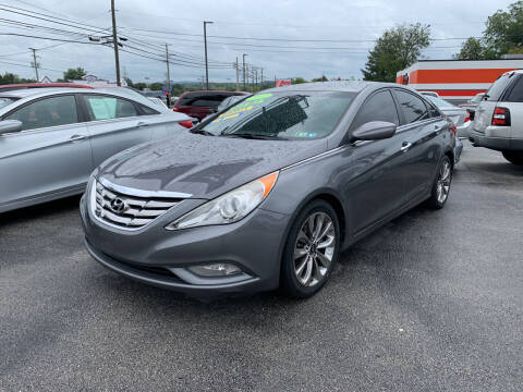 2011 Hyundai Sonata for sale at Credit Connection Auto Sales Dover in Dover PA