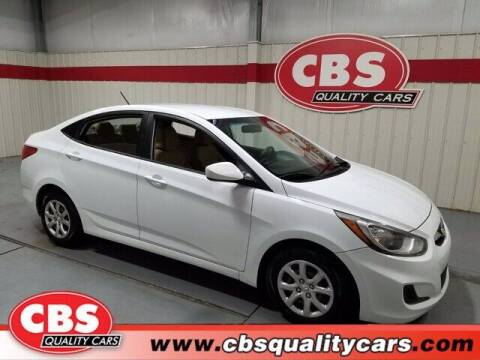 2014 Hyundai Accent for sale at CBS Quality Cars in Durham NC