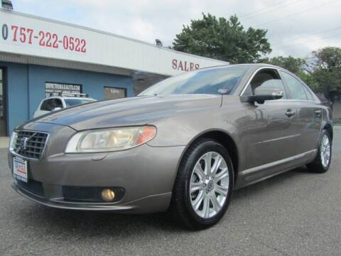2009 Volvo S80 for sale at Trimax Auto Group in Norfolk VA