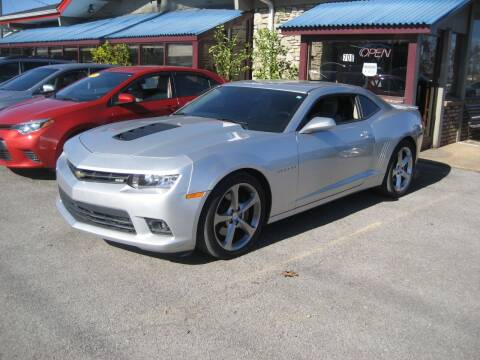 2015 Chevrolet Camaro for sale at Import Auto Connection in Nashville TN