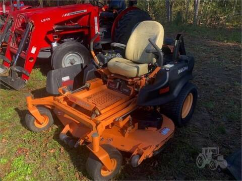 2013 SCAG SCZ61V-921FX for sale at Vehicle Network - Barnes Equipment in Sims NC