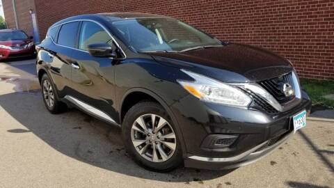 2017 Nissan Murano for sale at Minnesota Auto Sales in Golden Valley MN
