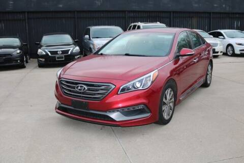 2016 Hyundai Sonata for sale at F & M AUTO SALES in Detroit MI
