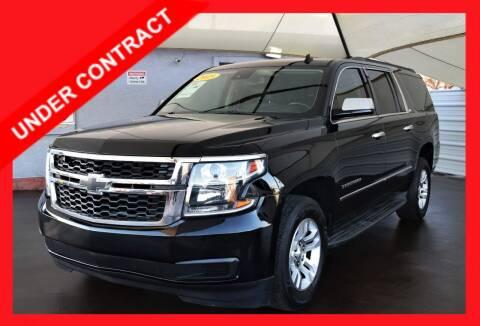 2015 Chevrolet Suburban for sale at 1st Class Motors in Phoenix AZ
