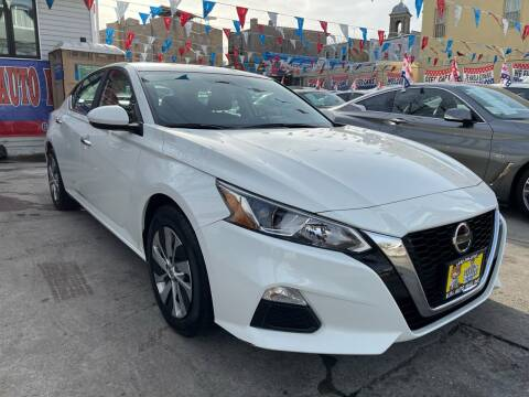 2019 Nissan Altima for sale at Elite Automall Inc in Ridgewood NY
