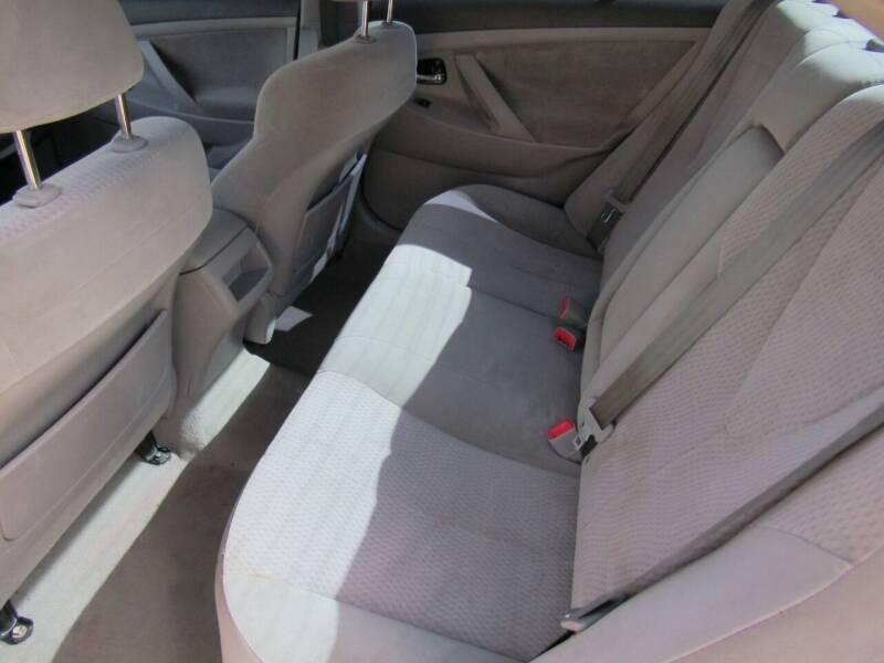 2010 Toyota Camry LE 4dr Sedan 6A - Lakeland FL