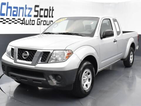 2014 Nissan Frontier for sale at Chantz Scott Kia in Kingsport TN