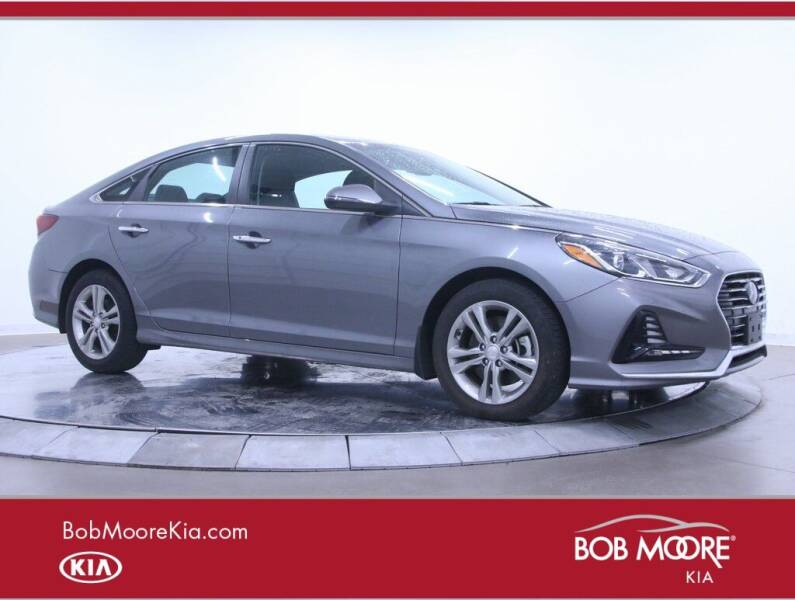 2018 Hyundai Sonata for sale at Bob Moore Kia in Oklahoma City OK