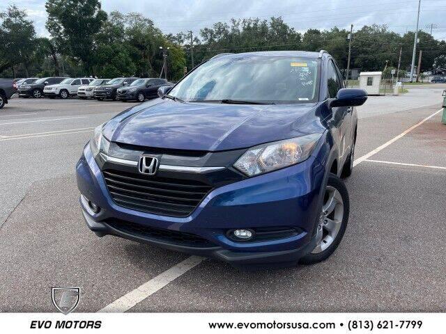 2016 Honda HR-V for sale in Seffner, FL