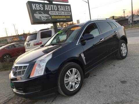 2010 Cadillac SRX for sale at KBS Auto Sales in Cincinnati OH