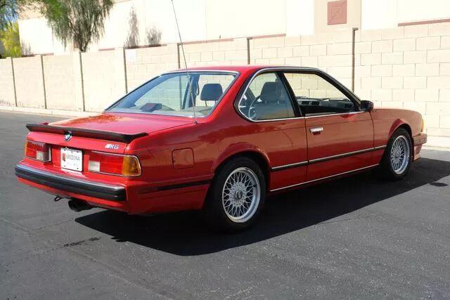 1988 BMW M6 18