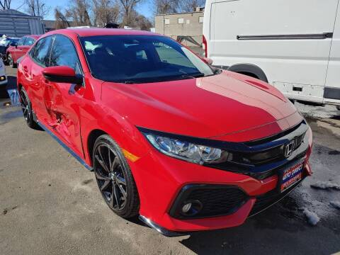 2019 Honda Civic for sale at Auto Direct Inc in Saddle Brook NJ