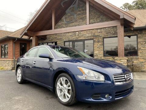 2014 Nissan Maxima for sale at Auto Solutions in Maryville TN