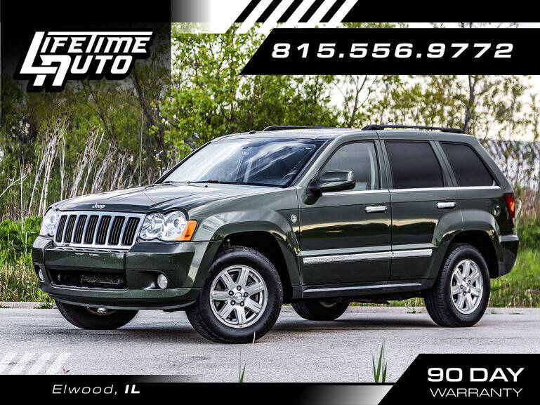 2009 Jeep Grand Cherokee for sale in Elwood, IL
