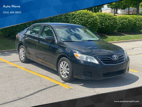 2011 Toyota Camry for sale at Auto Nova in Saint Louis MO