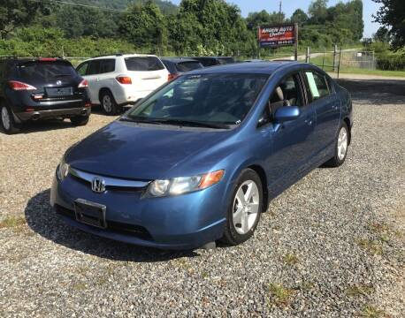 2008 Honda Civic for sale at Arden Auto Outlet in Arden NC