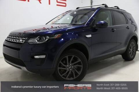 2017 Land Rover Discovery Sport for sale at Fishers Imports in Fishers IN