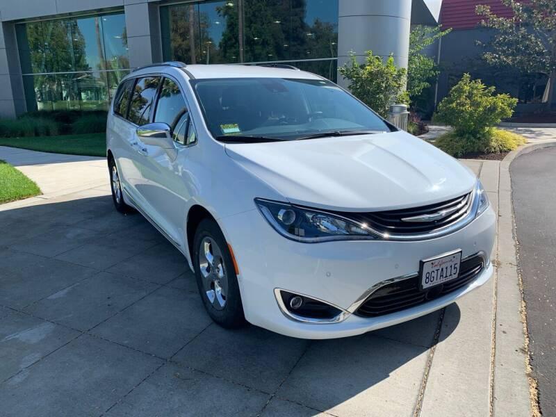 2018 Chrysler Pacifica Hybrid for sale at Top Motors in San Jose CA