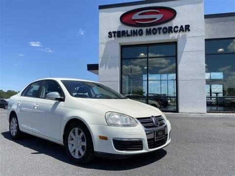 2008 Volkswagen Jetta for sale at Sterling Motorcar in Ephrata PA