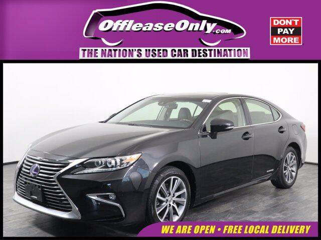2017 Lexus ES 300h for sale in Orlando, FL