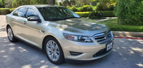 2011 Ford Taurus for sale at Motorcars Group Management - Bud Johnson Motor Co in San Antonio TX