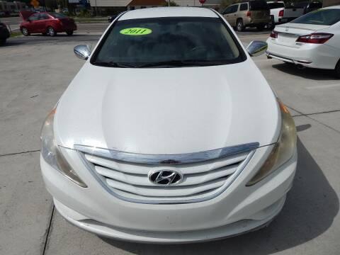 2011 Hyundai Sonata for sale at Auto Outlet of Sarasota in Sarasota FL