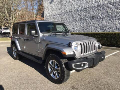 2018 Jeep Wrangler Unlimited for sale at Select Auto in Smithtown NY