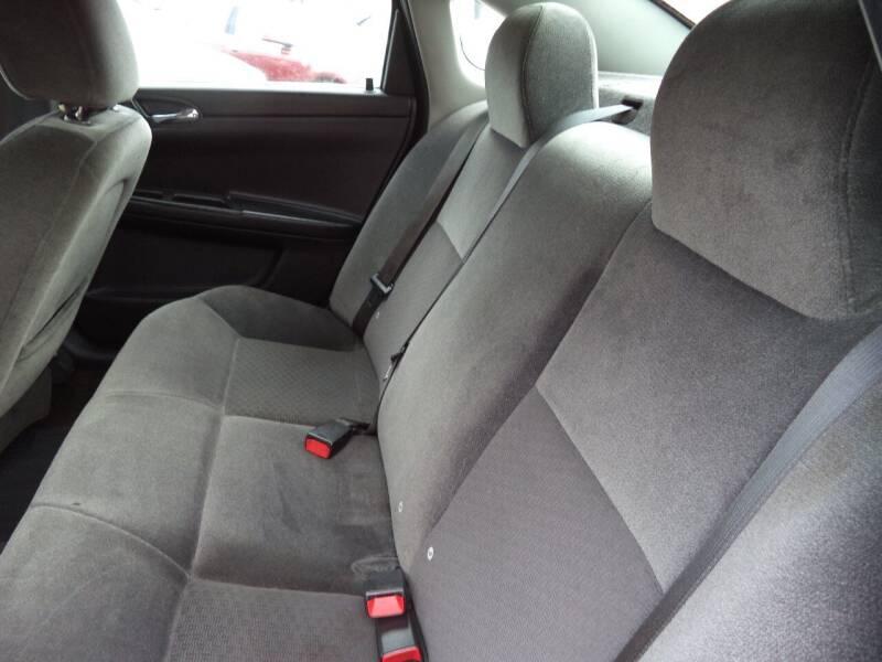 2013 Chevrolet Impala LT Fleet 4dr Sedan - Sioux City IA