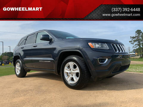 2014 Jeep Grand Cherokee for sale at GOWHEELMART in Leesville LA