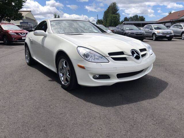 2007 Mercedes-Benz SLK for sale in Woodinville, WA