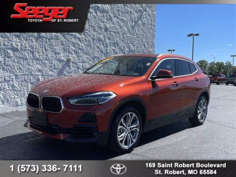 2021 BMW X2 for sale at SEEGER TOYOTA OF ST ROBERT in Saint Robert MO