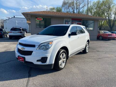 2011 Chevrolet Equinox for sale at Big Red Auto Sales in Papillion NE