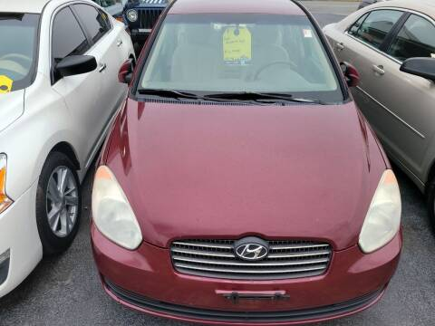 2009 Hyundai Accent for sale at All American Autos in Kingsport TN