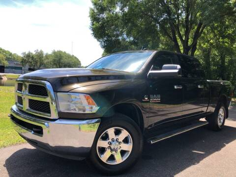 2014 RAM Ram Pickup 2500 for sale at Powerhouse Automotive in Tampa FL