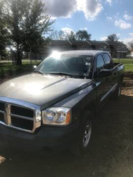 2006 Dodge Dakota for sale at PREOWNED CAR STORE in Bunker Hill WV