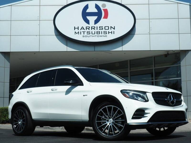 2017 Mercedes-Benz GLC for sale at Harrison Imports in Sandy UT
