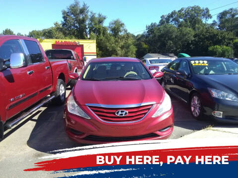 2011 Hyundai Sonata for sale at Marino's Auto Sales in Laurel DE