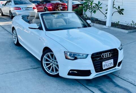 2016 Audi A5 for sale at Pro Motorcars in Anaheim CA