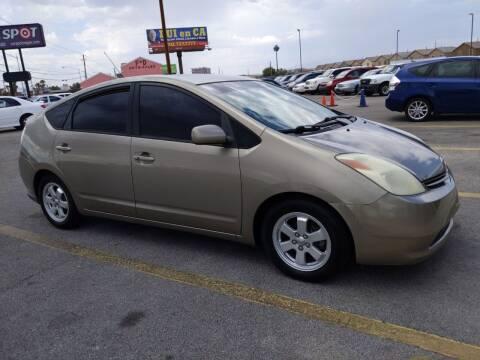 2005 Toyota Prius for sale at Car Spot in Las Vegas NV