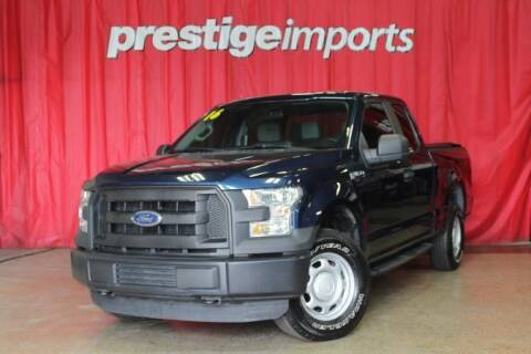 2016 Ford F-150 for sale at Prestige Imports in St Charles IL