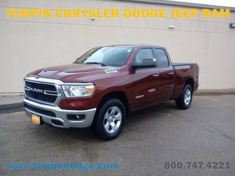 2019 RAM Ram Pickup 1500 for sale at Turpin Dodge Chrysler Jeep Ram in Dubuque IA