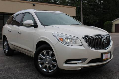 2015 Buick Enclave for sale at JZ Auto Sales in Summit IL
