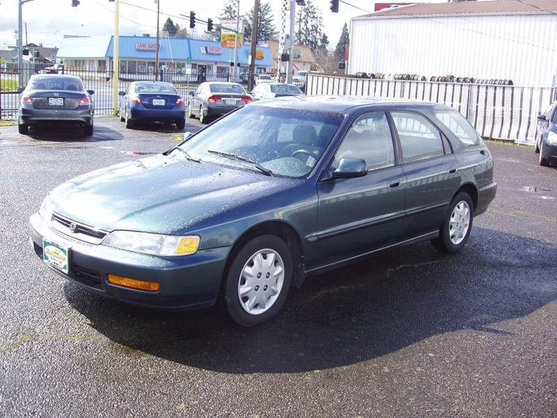 1996 Honda Accord for sale at K W Imports in Salem OR