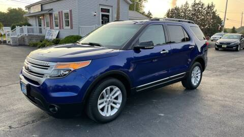2013 Ford Explorer for sale at RBT Automotive LLC in Perry OH