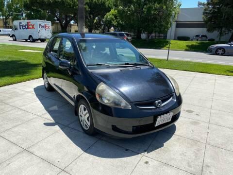2008 Honda Fit for sale at Top Motors in San Jose CA