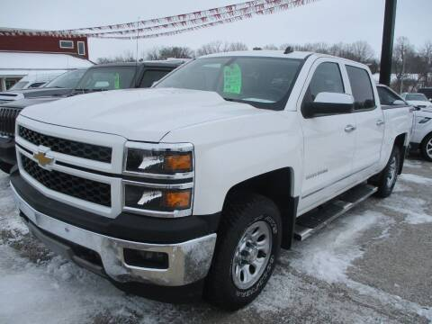 2014 Chevrolet Silverado 1500 for sale at Schrader - Used Cars in Mt Pleasant IA