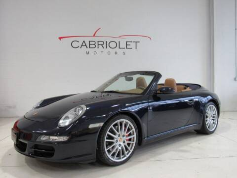 2008 Porsche 911 for sale at Cabriolet Motors in Morrisville NC