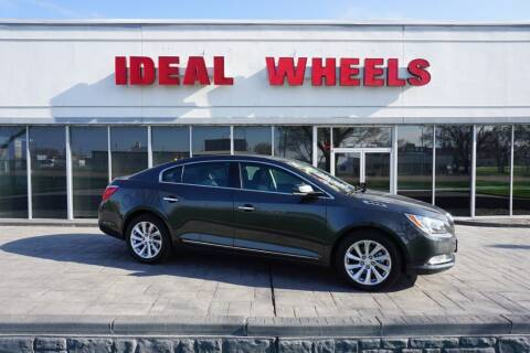 2016 Buick LaCrosse for sale at Ideal Wheels in Sioux City IA